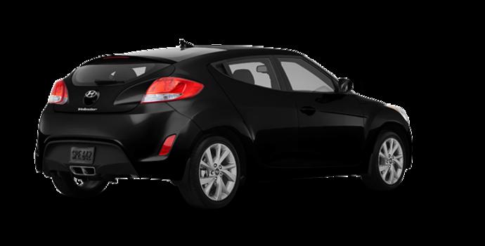 2016 Hyundai Veloster SE | Photo 5 | Ultra Black