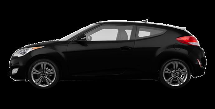 2016 Hyundai Veloster TECH | Photo 4 | Ultra Black