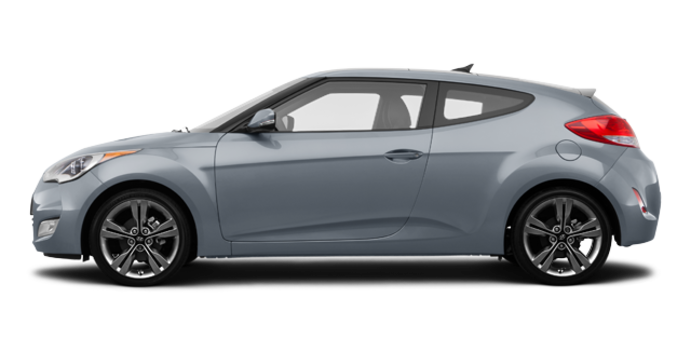 2016 Hyundai Veloster TECH | Photo 4 | Ironman Silver