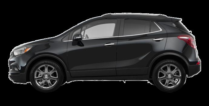 2017 Buick Encore ESSENCE   Photo 4   Ebony Twilight Metallic