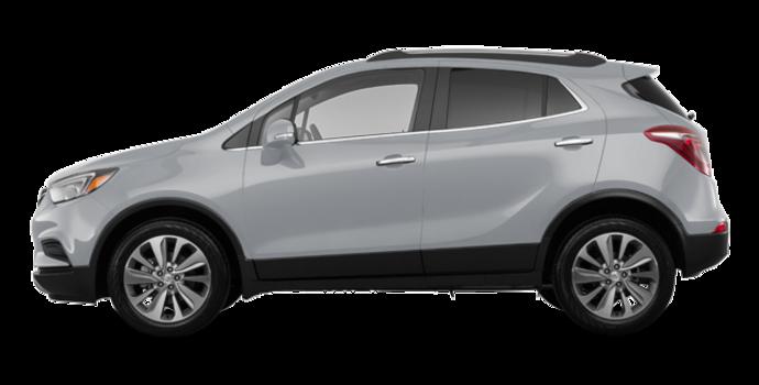 2017 Buick Encore PREFERRED | Photo 4 | Quicksilver Metallic