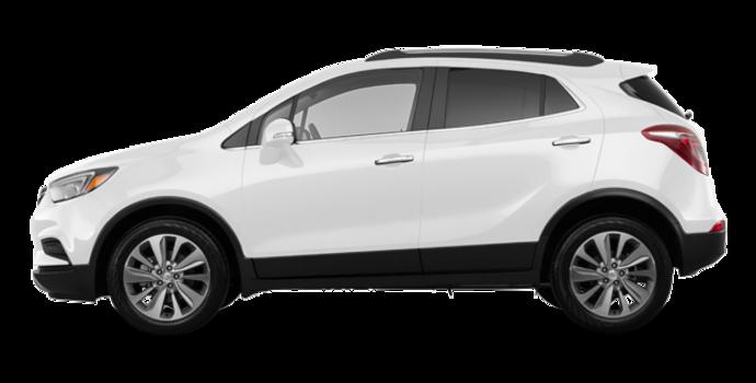 2017 Buick Encore PREFERRED | Photo 4 | Summit White