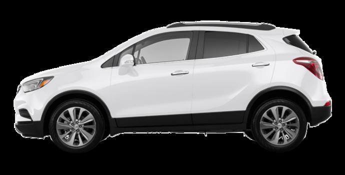 2017 Buick Encore PREFERRED | Photo 4 | White Frost