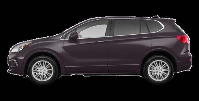 2017 Buick Envision Preferred | Photo 4 | Midnight Amethyst Metallic