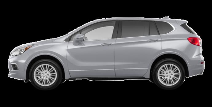 2017 Buick Envision Preferred | Photo 4 | Galaxy Silver Metallic
