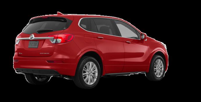2017 Buick Envision Preferred | Photo 5 | Chili Red Metallic