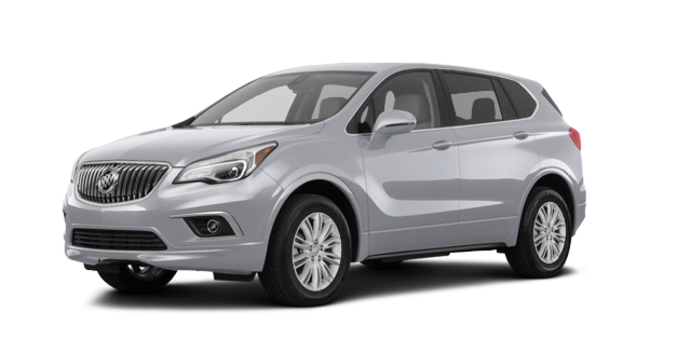 2017 Buick Envision Preferred | Photo 6 | Galaxy Silver Metallic
