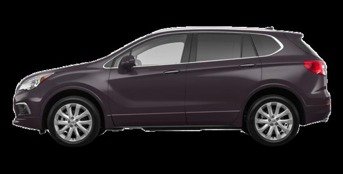 2017 Buick Envision Premium I | Photo 4 | Midnight Amethyst Metallic