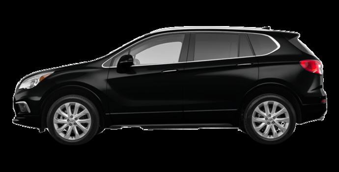 2017 Buick Envision Premium I | Photo 4 | Ebony Twilight Metallic