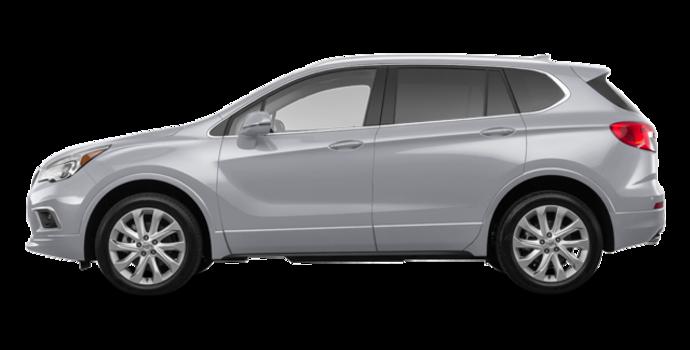 2017 Buick Envision Premium I | Photo 4 | Galaxy Silver Metallic