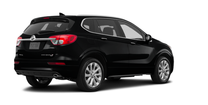 2017 Buick Envision Premium I | Photo 5 | Ebony Twilight Metallic