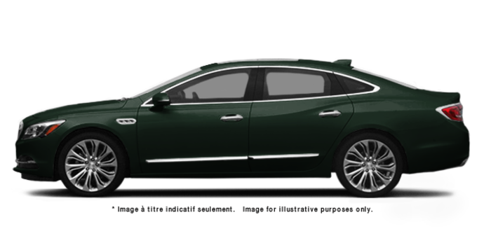 2017 Buick LaCrosse PREFERRED | Photo 4 | Dark Forest Green Metallic