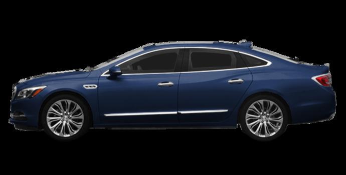 2017 Buick LaCrosse PREMIUM | Photo 4 | Dark Sapphire Blue Metallic