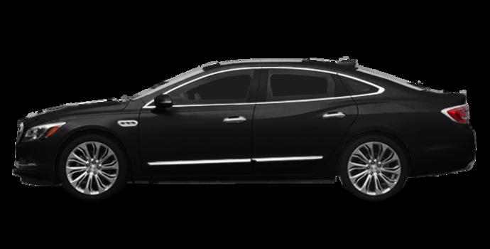 2017 Buick LaCrosse PREMIUM | Photo 4 | Black Onyx