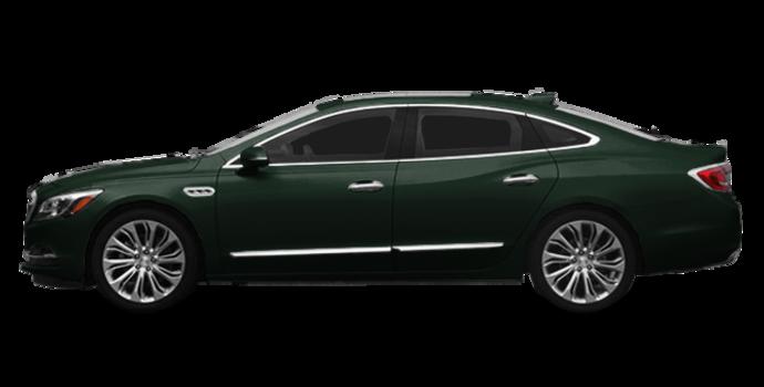 2017 Buick LaCrosse PREMIUM | Photo 4 | Dark Forest Green Metallic