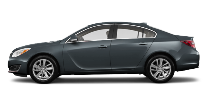 2017 Buick Regal Sportback BASE | Photo 4 | Graphite Grey Metallic