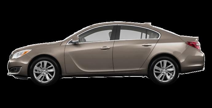 2017 Buick Regal Sportback BASE | Photo 4 | Pepperdust Metallic