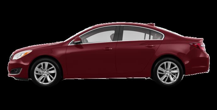 2017 Buick Regal PREMIUM II | Photo 4 | Crimson Red