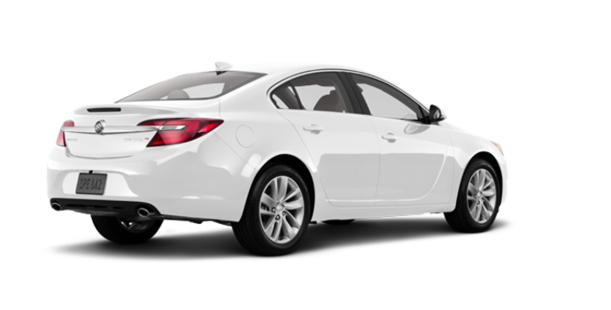 2017 Buick Regal PREMIUM II | Photo 5 | Summit White