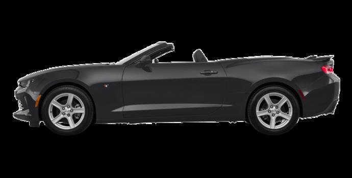 2017 Chevrolet Camaro convertible 1LS | Photo 4 | Nightfall Grey Metallic