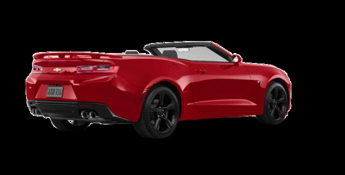 2017 Chevrolet Camaro convertible 1LT | Photo 5 | Garnet Red