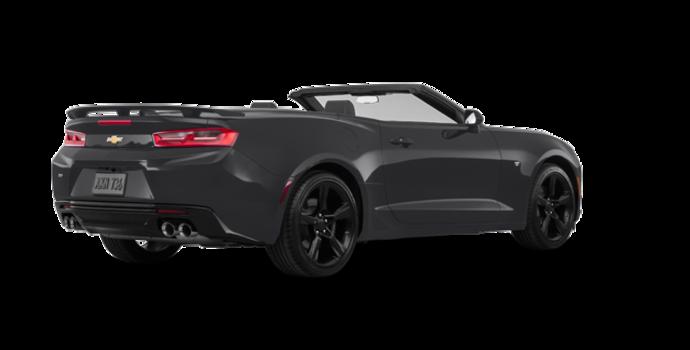 2017 Chevrolet Camaro convertible 1LT | Photo 5 | Nightfall Grey Metallic