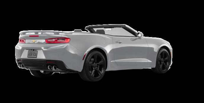 2017 Chevrolet Camaro convertible 1LT | Photo 5 | Silver Ice Metallic