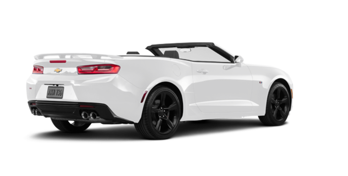 2017 Chevrolet Camaro convertible 1LT | Photo 5 | Summit White