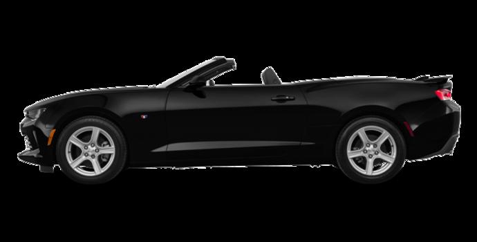 2017 Chevrolet Camaro convertible 2LT | Photo 4 | Black