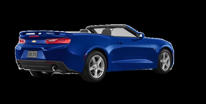2017 Chevrolet Camaro convertible 2LT | Photo 5 | Hyper Blue Metallic