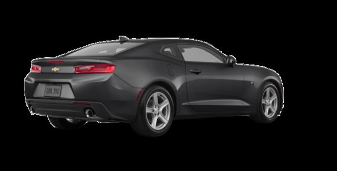 2017 Chevrolet Camaro coupe 1LS | Photo 5 | Nightfall Grey Metallic