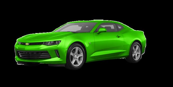 2017 Chevrolet Camaro coupe 1LS | Photo 6 | Krypton Green