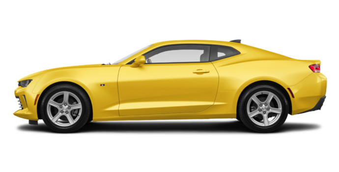 2017 Chevrolet Camaro coupe 1LT | Photo 4 | Bright Yellow