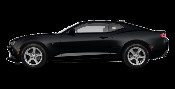 2017 Chevrolet Camaro coupe 1LT | Photo 4 | Black