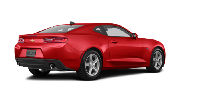 2017 Chevrolet Camaro coupe 1LT | Photo 5 | Red Hot