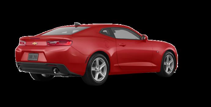 2017 Chevrolet Camaro coupe 1LT | Photo 5 | Garnet Red