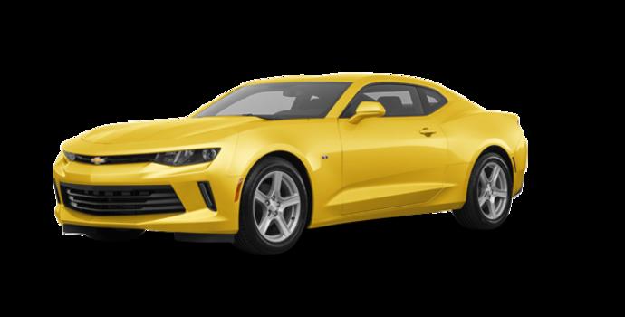 2017 Chevrolet Camaro coupe 1LT | Photo 6 | Bright Yellow