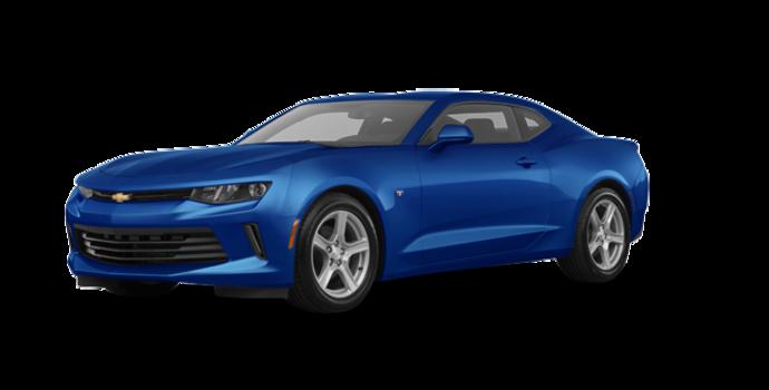 2017 Chevrolet Camaro coupe 1LT | Photo 6 | Hyper Blue Metallic