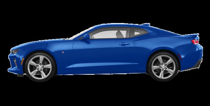2017 Chevrolet Camaro coupe 2SS   Photo 4   Hyper Blue Metallic