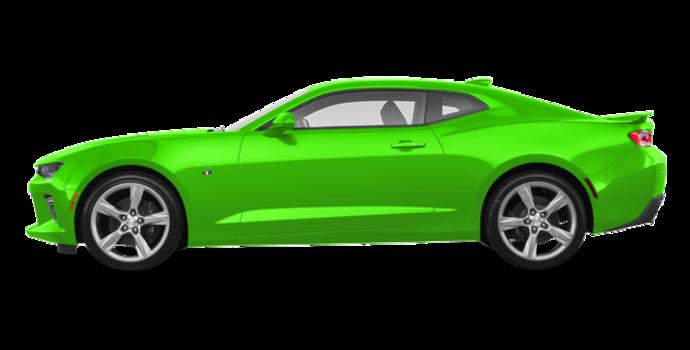 2017 Chevrolet Camaro coupe 2SS   Photo 4   Krypton Green