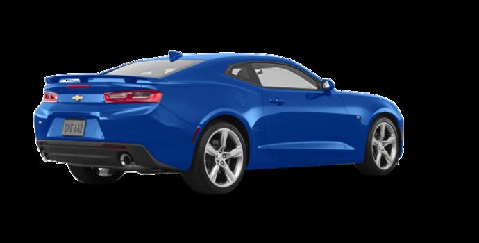2017 Chevrolet Camaro coupe 2SS   Photo 5   Hyper Blue Metallic