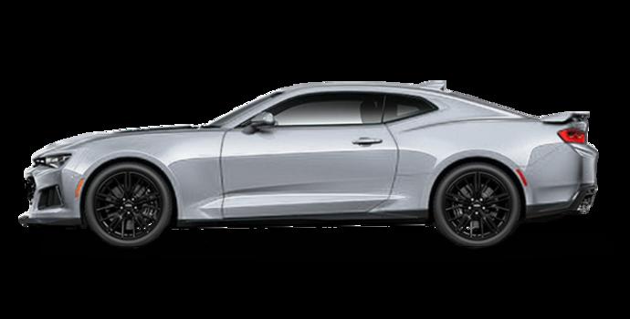 2017 Chevrolet Camaro coupe ZL1 | Photo 4 | Silver Ice Metallic