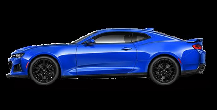 2017 Chevrolet Camaro coupe ZL1 | Photo 4 | Hyper Blue Metallic