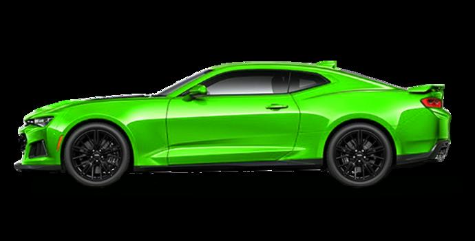 2017 Chevrolet Camaro coupe ZL1 | Photo 4 | Krypton Green