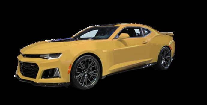 2017 Chevrolet Camaro coupe ZL1 | Photo 6 | Bright Yellow