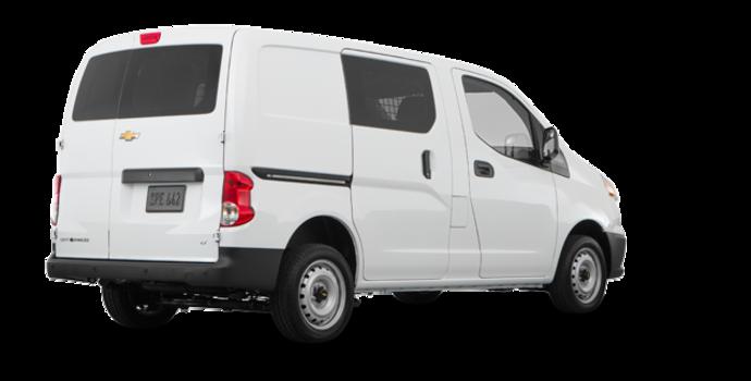 2017 Chevrolet City Express 1LT | Photo 5 | Designer White