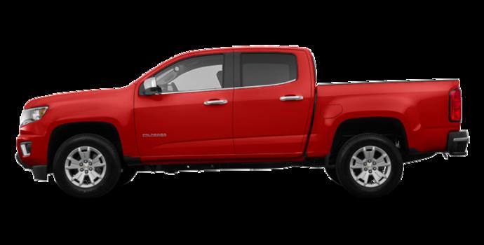 2017 Chevrolet Colorado LT | Photo 4 | Red Hot