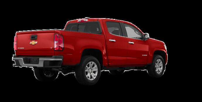 2017 Chevrolet Colorado LT | Photo 5 | Cajun Red