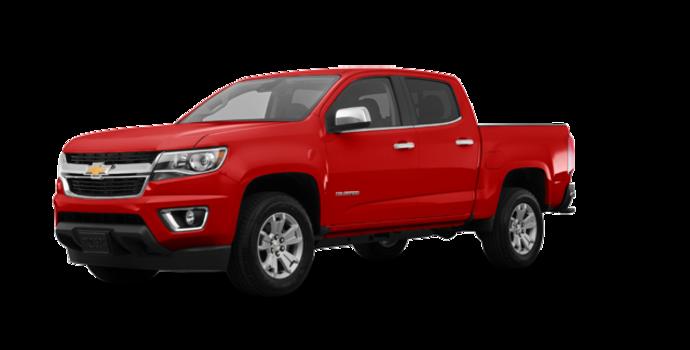 2017 Chevrolet Colorado LT | Photo 6 | Red Hot