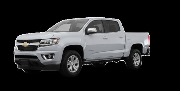 2017 Chevrolet Colorado LT | Photo 6 | Silver Ice Metallic